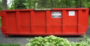 roll-off containers OK